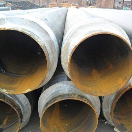 河北预制聚氨酯直埋式保温管价格 预制聚氨酯保温管规格 地埋发泡保温管道施工