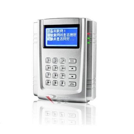 ID卡网络读卡器主动读卡发送TCPIP读卡器可定制4G大屏RJ45刷卡器