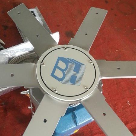 4.9米商业永磁直驱风扇, 6.0米永磁无刷直流风扇,7.0米吊扇