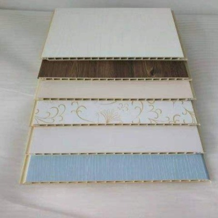 厂家直销_石塑墙板_石塑集成墙板质优价廉易质量保障