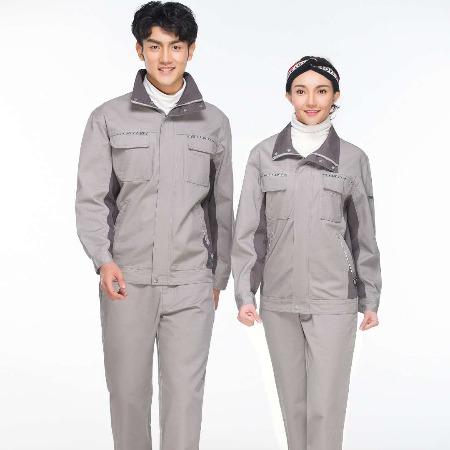 睿博服装,春秋装工作服,纯棉,吸湿排汗,尺码齐全