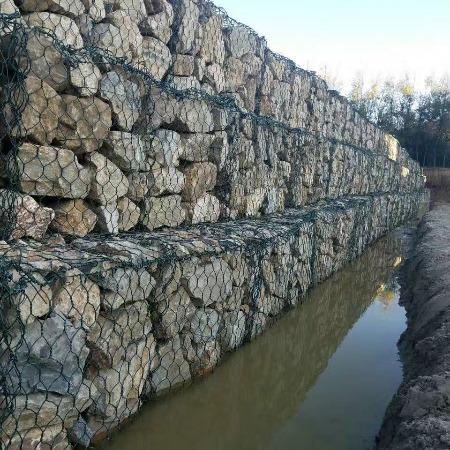 防洪格宾网 格宾网专业生产 格宾石笼网垫