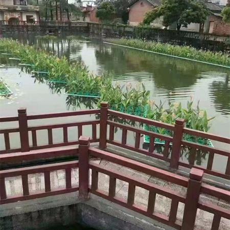 万达水上浮床 种植生态浮岛改善水质水上园林人工浮岛浮板