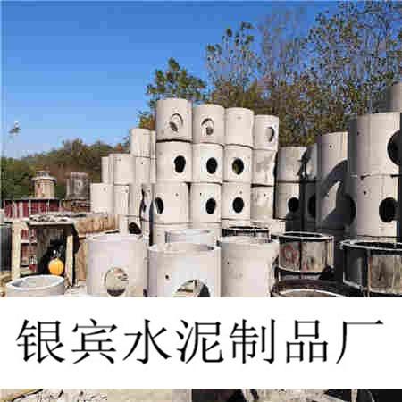 合肥水泥预制检查井报价是多少_银宾水泥制品厂