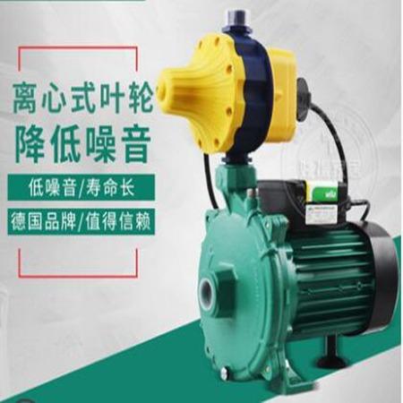 西藏拉萨增压水泵 家用热水循环泵全自动PUN-200加压抽水