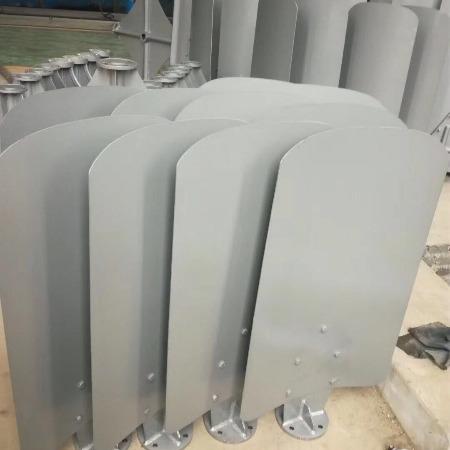 铝合金风机叶片 供应优质铝合金风机叶片 定制铝合金叶片厂家