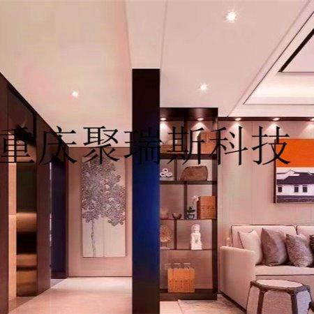 【重庆聚瑞斯】批发供应 竹木纤维墙板 保温隔音 防潮防火 快装
