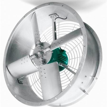 闭式冷却塔铝合金风机叶片 铝合金材质  玻璃钢风机叶片