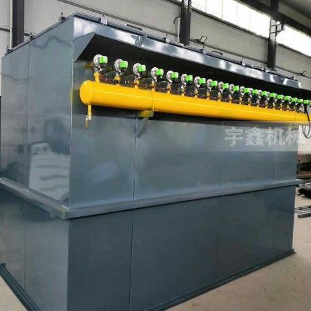 脉冲布袋除尘器 矿山除尘器 工业布袋除尘器 支持定制