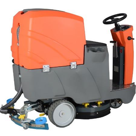 全自动洗地机 驾驶式洗地机全国包送免费试机开增票.