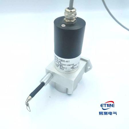 台湾WEP系列拉绳位移传感器WEP-50-100mm-P编码器输出拉线编码器直线位移传感器厂家
