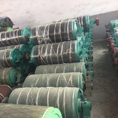 电动滚筒 搅拌站专用电动滚筒 TDY75型油冷式电动滚筒 内置电动滚筒