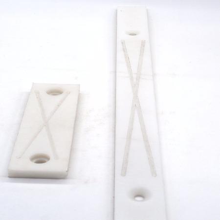 增強尼龍電纜線夾 尼龍管夾生產廠家 PP管夾加工定做耐磨耐腐蝕