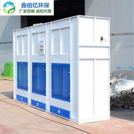 干式脉冲粉尘打磨柜 脉冲吸尘柜 家具喷漆打磨柜 吸尘环保设备鑫佰亿