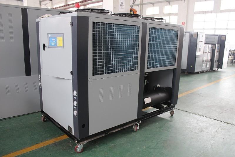 风冷冰水机批发 风冷螺杆式冰水机供应厂家