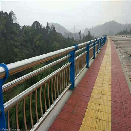 康博不锈钢复合管桥梁护栏不锈钢市政护栏