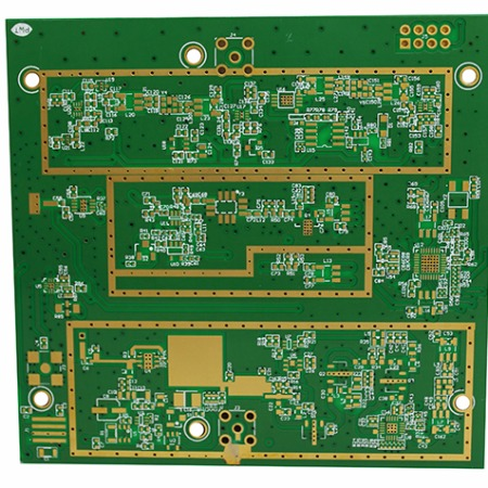 射頻RFID線路板,RFID抗金屬標簽PCB,RFID金屬電路板加工廠家