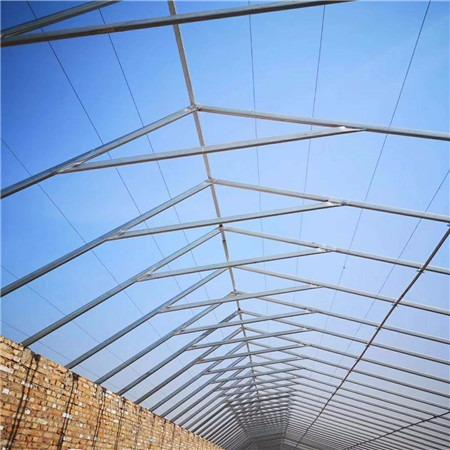 诚志钢铁专业生产大棚钢管大棚配件大棚管厂家质量保证