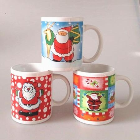 陶瓷杯子 外贸陶瓷杯子 供应广告促销加印LOGO陶瓷杯子 定制批发
