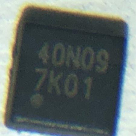 台湾勤益GTM N沟道MOSFET GSPR40N09 DFN3.3x3.3