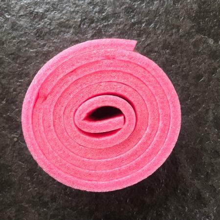 厂家直销地暖边角保温条 EPE珍珠棉伸缩缝膨胀条自粘地暖边界条