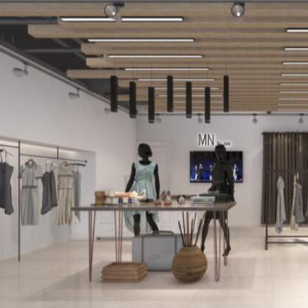 (图)杭州女装店装修选择[博妍装饰]规模大-力量雄厚-资质齐全-工期短-施工质量优