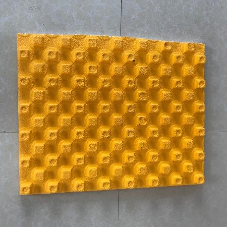 地暖家用全套设备 壁挂炉暖气片天然气电水地暖模块定制采暖设备 黄色地暖模块地暖