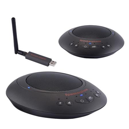 仁瑞科技远程视频会议全向麦克风  无线级联会议双全向麦克风RE-A200
