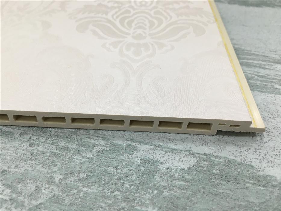 厂家批发_竹木纤维板_300*8mm墙板_自装墙面装饰板