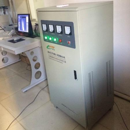 数控机床专用SVC-80K全自动稳压器超宽电压设计中川惠元