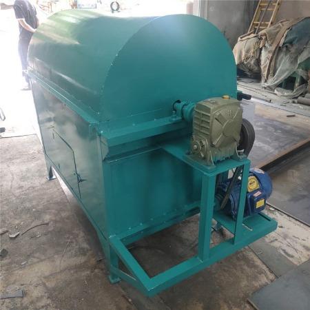 恒温炒货机生产厂家 全自动干果烘焙机 药材茶叶滚筒烘干机