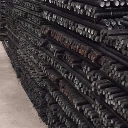 梯形扣丝杠 煤矿机械配件T型扣丝杠厂家