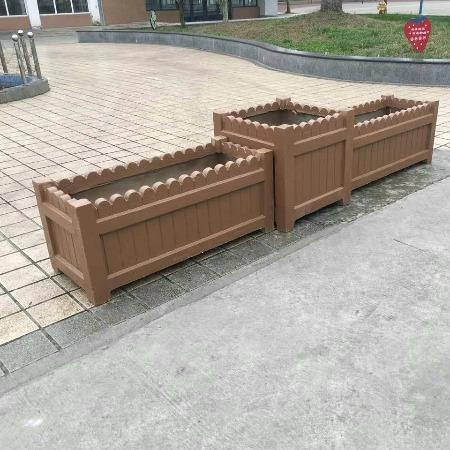 水泥仿木花箱厂家_泰和茂盛建材_厂家直销。