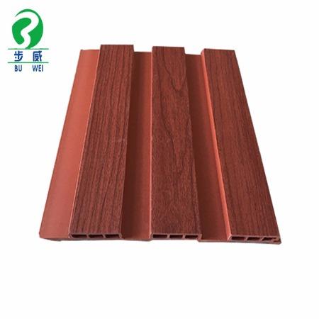步威生态木长城板_ 长城板装饰板_工装专用装饰板