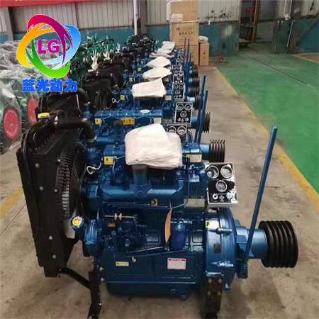 潍坊4102水泥罐车柴油机配套12立方空压机柴油发动机