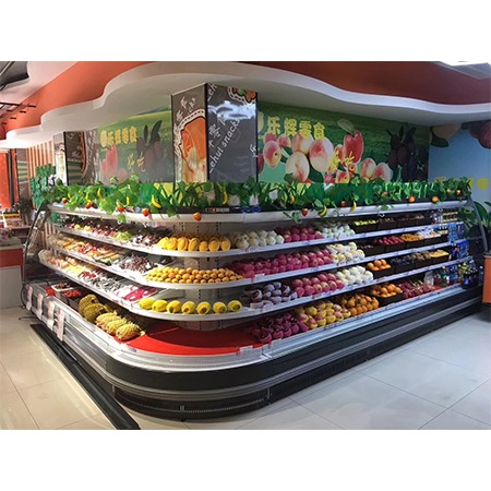 立式风幕柜,超市饮料展示柜,超市水果保鲜风幕柜,饮料啤酒冷藏柜