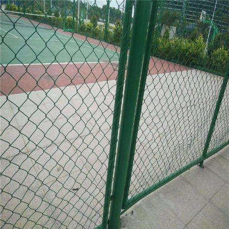 禄志昌球场围栏网 体育场围网 篮球场防护网 足球场围栏 防护网球场围栏