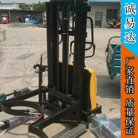 泰兴诚易达厂家供应手动液压搬运车 手动托盘车 手推堆高车