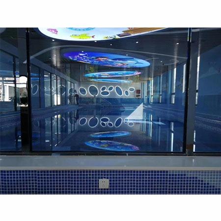商用游泳池 投资好项目 北京泳悦 厂家建造游泳池