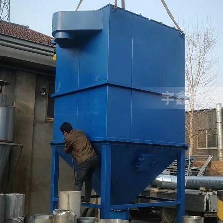 定制 家具厂中央布袋除尘器 矿山除尘器 贵州除尘器厂家