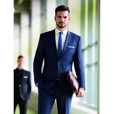 职业西服定做厂家直销 物美价廉 男士西装批发定制 河南婚礼西装定做