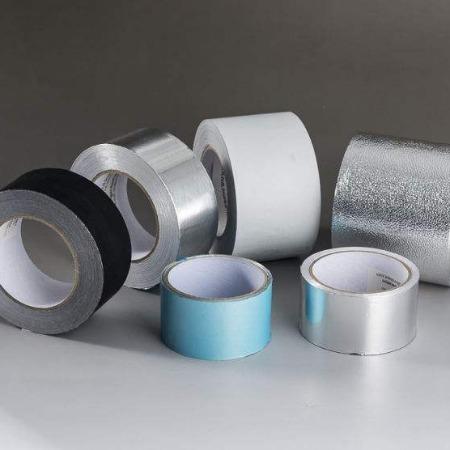 厂家直销高温铝箔胶带 锡箔纸胶带批发厂家