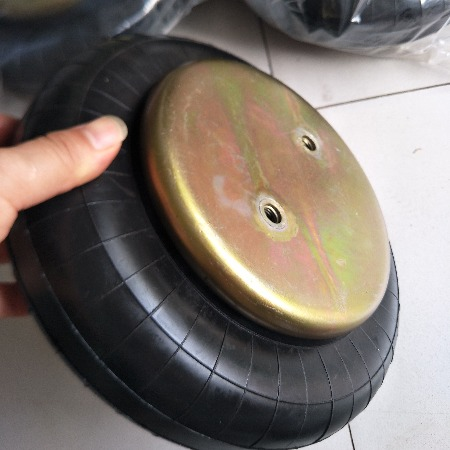 龙帅厂家 空气弹簧 橡胶减震气囊 卷板空气弹簧 价格低