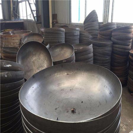 厂家大型碳钢椭圆封头 厚壁椭圆封头