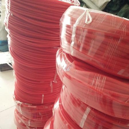 龙帅厂家生产工业彩色硅胶管 定做各种尺寸硅胶管 大口径硅胶管  异形硅胶管