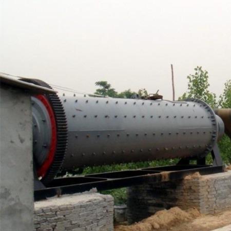 高铝衬棒磨机 水煤浆湿磨生产线 石英砂球磨机产量