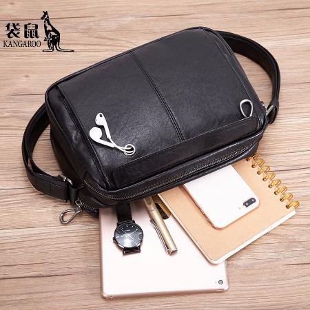 商务休闲男士手提包、单肩包、斜挎包 KMBD0219024