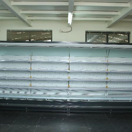 鼎好鲜花保鲜展示柜 蛋糕柜冷藏柜立式商用冰柜 鸭脖饮料风幕柜