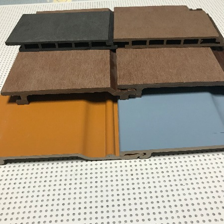 户外墙板厂家_户外墙板厂家150*15外墙木塑材料公园景区装饰板材多规格外墙板