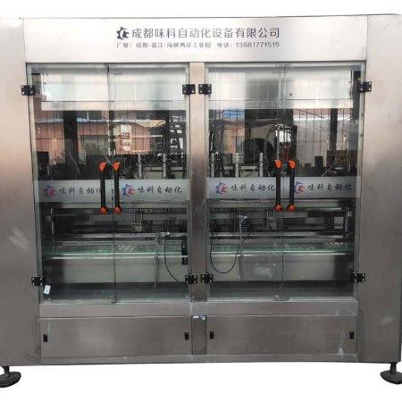 味科云南白酒灌装机-白酒灌装生产线